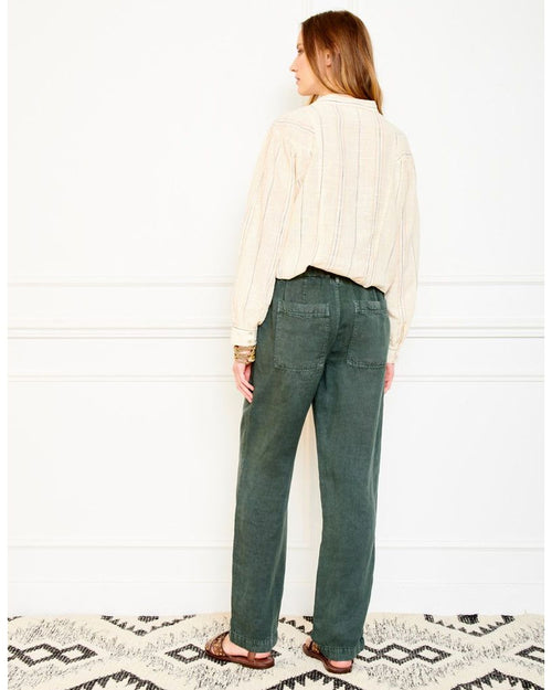 MKT Studio picsou trousers are available to buy online from Damsel in Chiswick