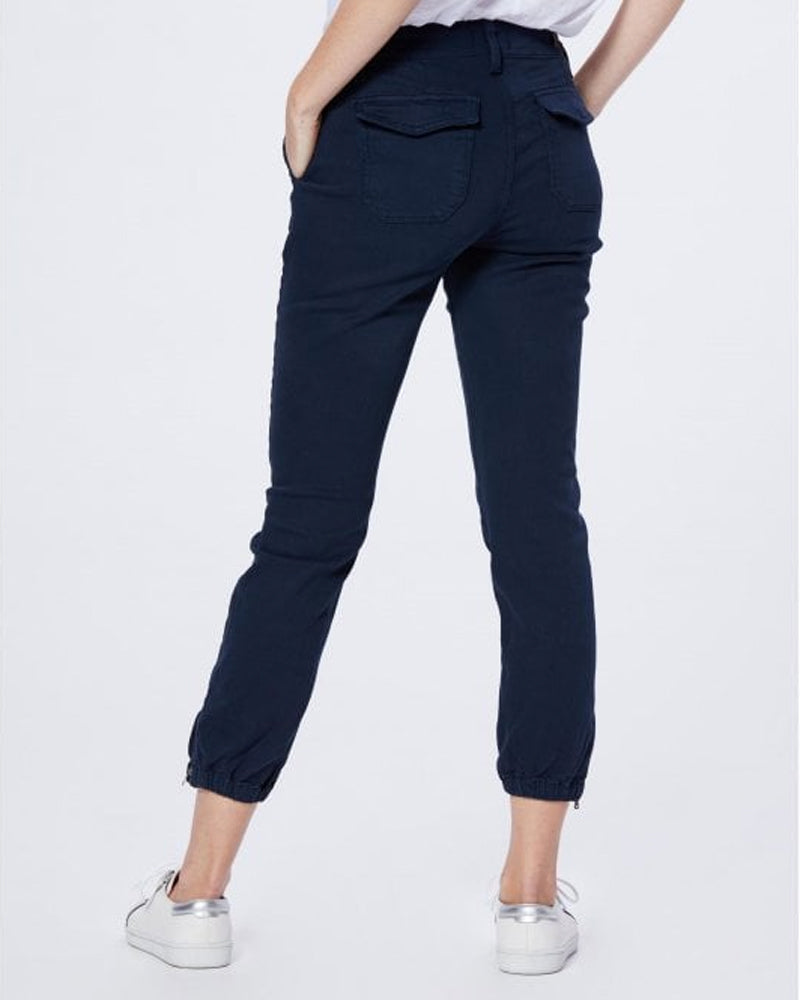 Paige mayslie trousers in navy are available to buy online from Damsel in Chiswick