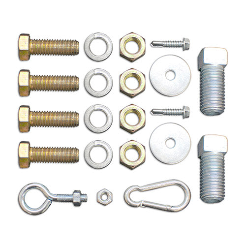 Ranch Hitch Adapter Bolt Kit