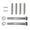 Ultimate Connection Bolt Kit for Kingpin Coupler (rectangle model ONLY)