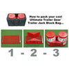 Ultimate Trailer Gear Trailer Jack Block Bag