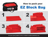 Ultimate Trailer Gear EZ Block Bag