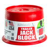 Trailer Jack Block 6 Pack