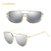Cat Eye Retro Sunglasses
