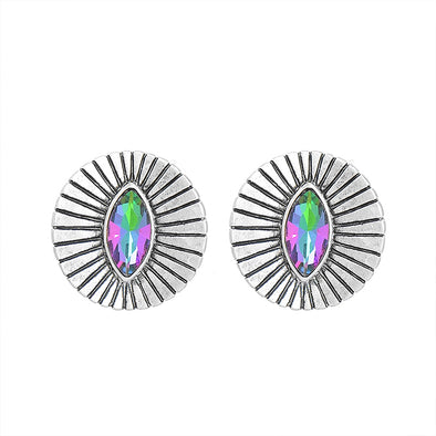 Bohemian Eye Earrings