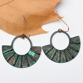Bohemia Metal Earrings