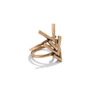 Vintage Arrow Ring