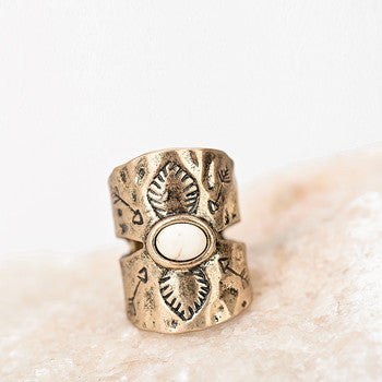 Vintage Knuckle Ring