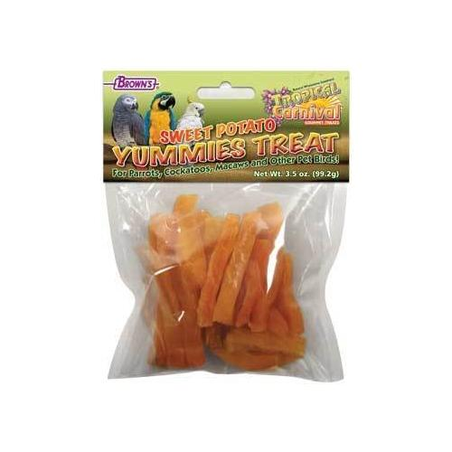 Tropical Carnival Sweet Potato Yummies 3.5oz