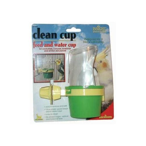 Insight Clean Cup Hooded Cup Medium