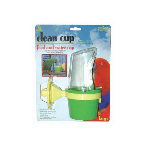 Insight Clean Cup Hooded Cup Large