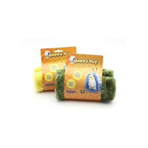 Multipet Happy Hut Bird Medium Assorted