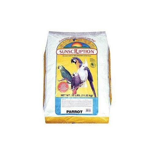 Vitakraft/Sunseed Parrot Mix 25 lb.