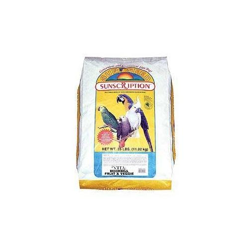 Vitakraft/Sunseed VitaPrima Hookbill Fruit/Vegetable 25 lb.
