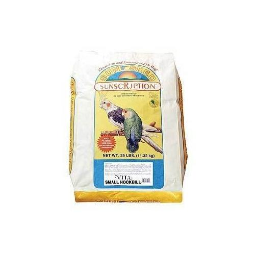 Vitakraft/Sunseed Vita Small Hookbill 25 lb.