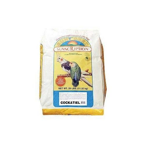 Vitakraft Sun Cockatiel Mix 25 lb.