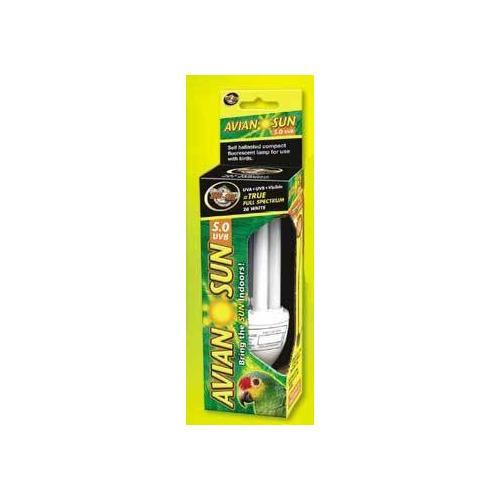 ZooMed Aviansun 5.0 Compact Fluorescent