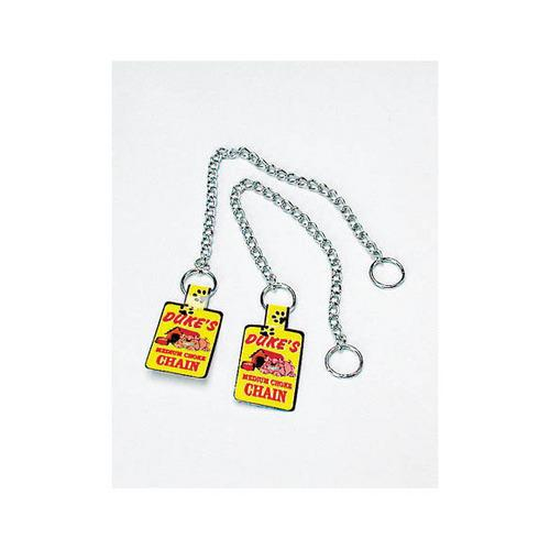 Medium Dog Choke Chain ( Case of 48 )