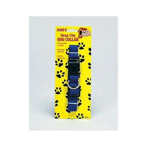Adjustable Nylon Dog Collar ( Case of 72 )