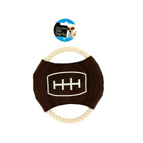 Flying Sports Disc Dog Toy ( Case of 48 )