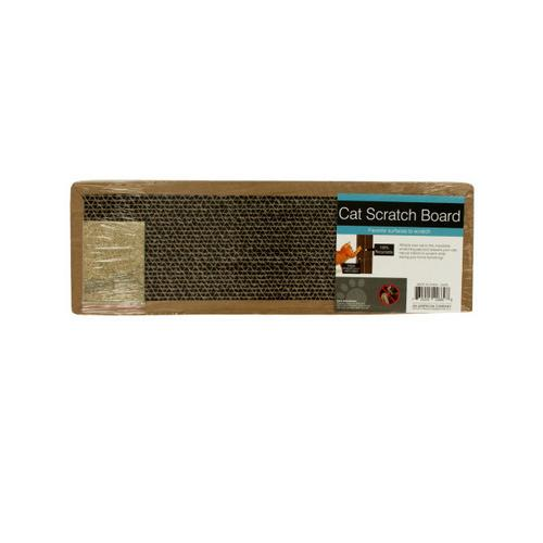 Cat Scratch Board with Catnip ( Case of 72 )