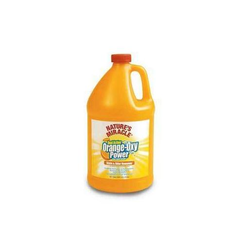 Nature's Miracle Orange Oxy Stain/Odor Remover Gallon
