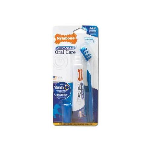 Nylabone Advanced Oral Dental Kit Dog