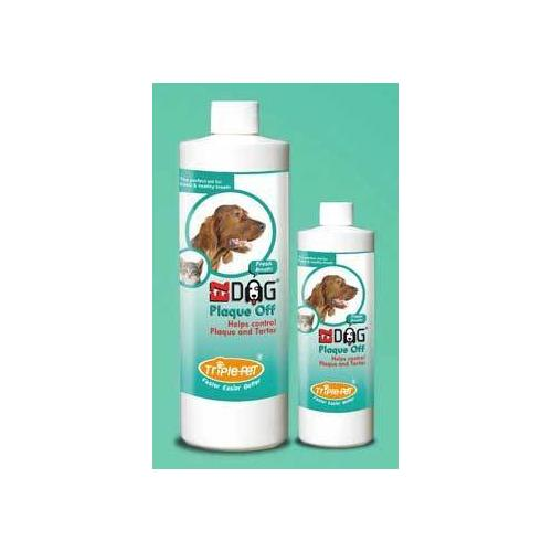 Fetch For Pets Plaque Off Fresh Breath 8oz