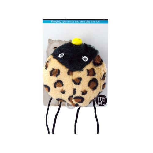 Vibrating Plush Cat Toy ( Case of 24 )