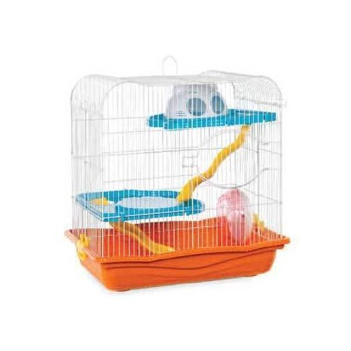 "Hamster Haven Medium Cage 4pk 17 3/4""l X 11 3/4""w X 17 3/4""h"