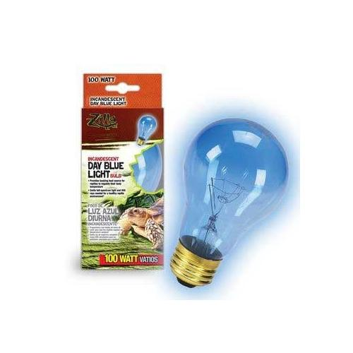 Zilla Day Blue Bulb Boxed 100 Watts