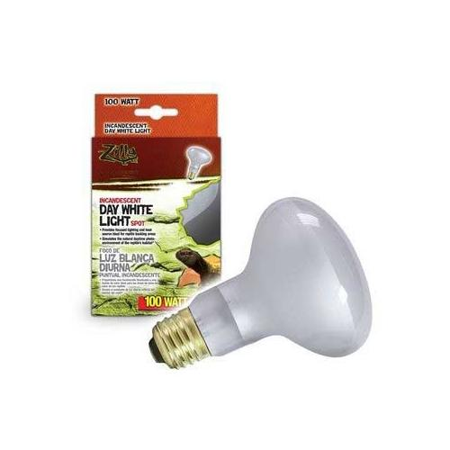 Zilla Day White Spot Bulb Boxed 100 Watts