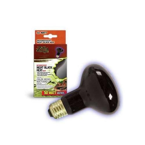 Zilla Night Black Spot Heat Bulb 50 Watts