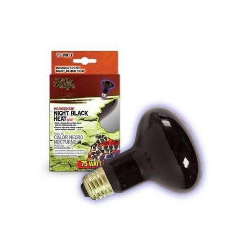 Zilla Night Black Spot Heat Bulb 75 Watts