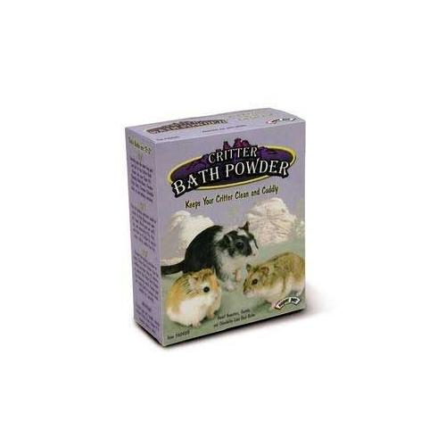 Chinchilla Bath Powder