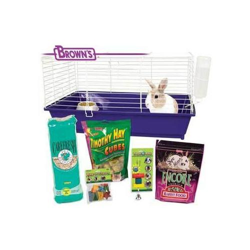 Ware Home Sweet Home Rabbit Kit 28 X 17 X 15.5