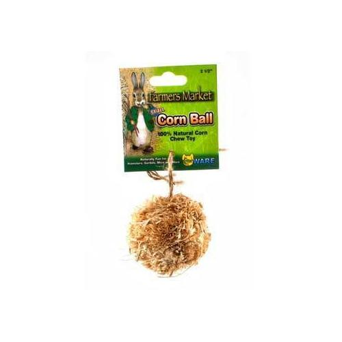 Ware Corn Ball Chew Toy Small