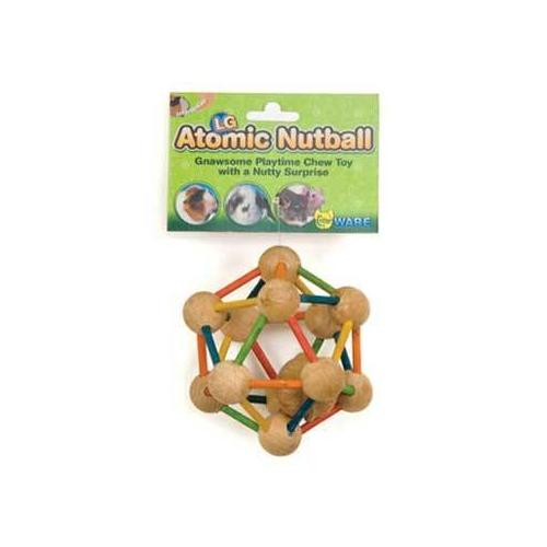 Ware Atomic Nut Ball Chew Toy