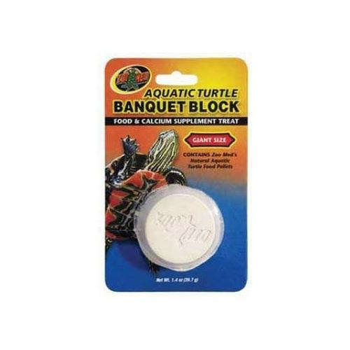 ZooMed Aquatic Turtle Giant Banquet Block Single
