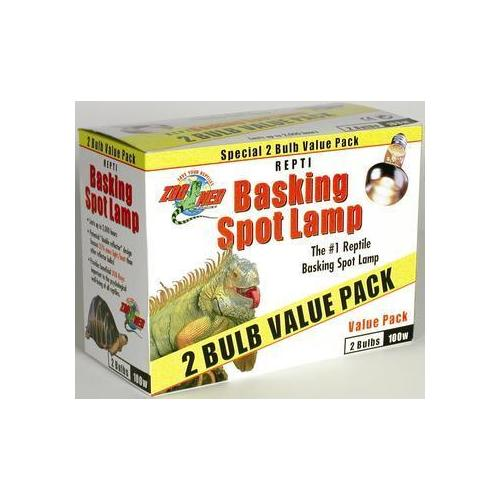 ZooMed Basking Spot Value Pack 2 Pk