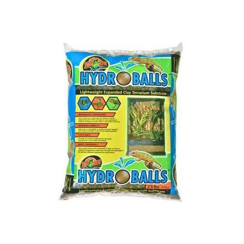 ZooMed Hydroball Clay Pellet Substrate 2.5 lb.