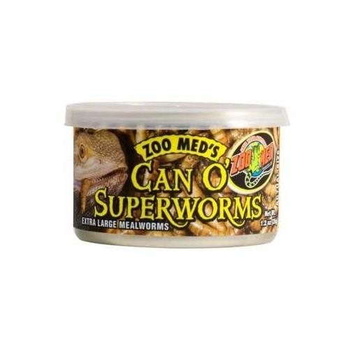 ZooMed Can O' Superworm 1.2 oz.