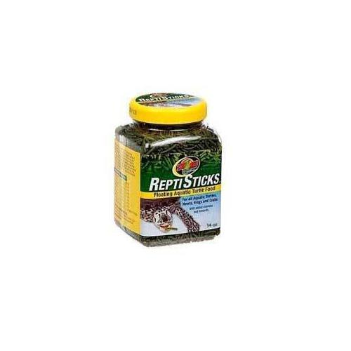 ZooMed Reptistick Floating Aquatic Turtle Food 2 lb. 2 oz.