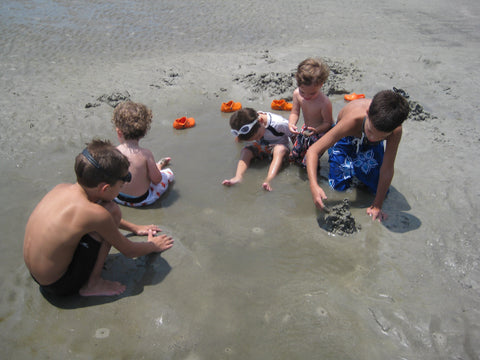 All 5 at Hilton Head