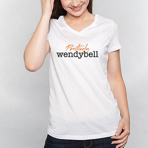 Positively Wendy Bell T-Shirt