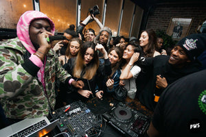 THEOPHILUS LONDON AFTER PARTY @ APT 200