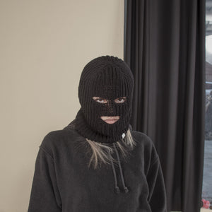 Knit Balaclava - Accessories - Saintwoods