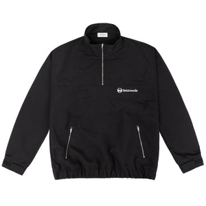 Nylon Tracksuit Quarter-Zip