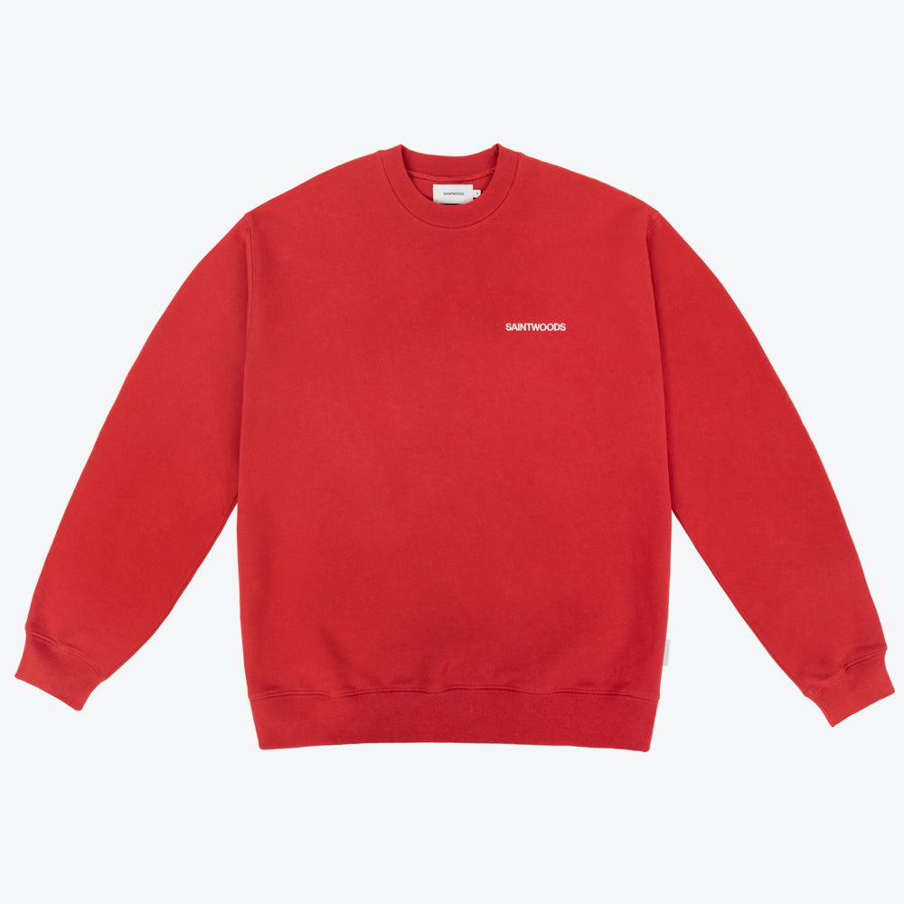 Red SW Sweatshirt