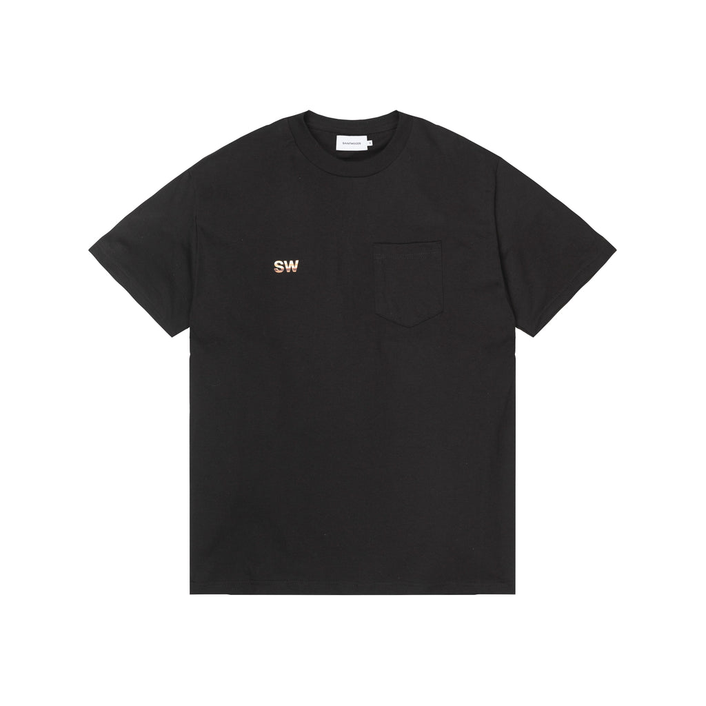 SW Pocket Tee - T-Shirts - Saintwoods